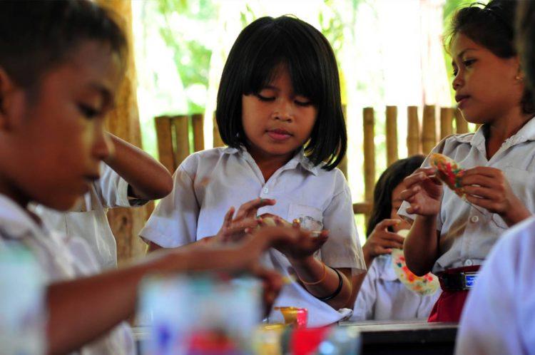 Sekolah Petiwung, Potret Miris Sekolah di Kawasan Wisata